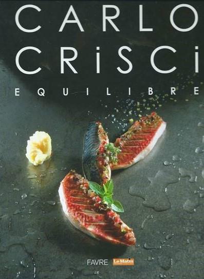 livre equilibre grand chef gastronomique suisse